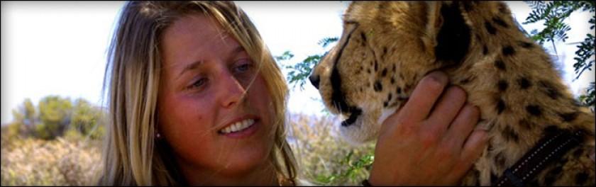 cheetah girl Netherlands