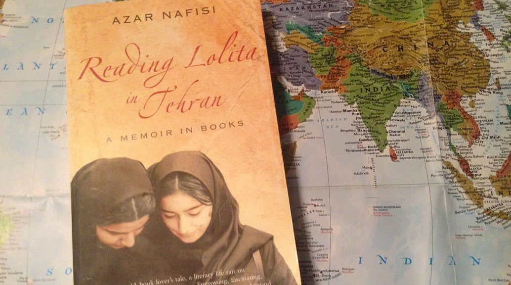 read the world iran azar nafisu