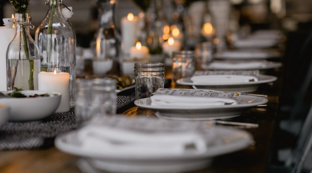 the spot - dinner party image