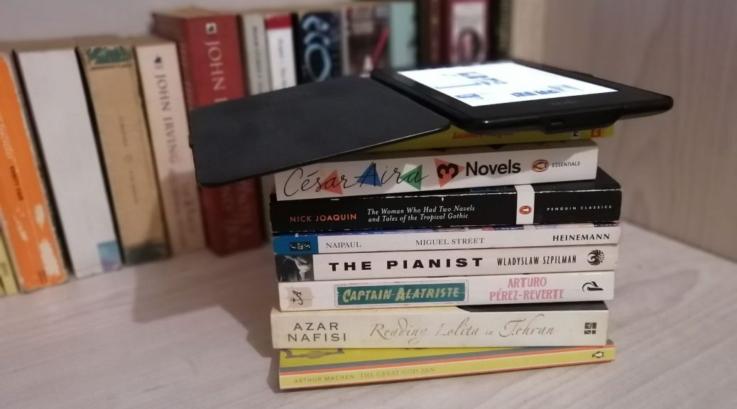 books analog digital