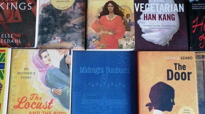 women in translation month claudia hauter
