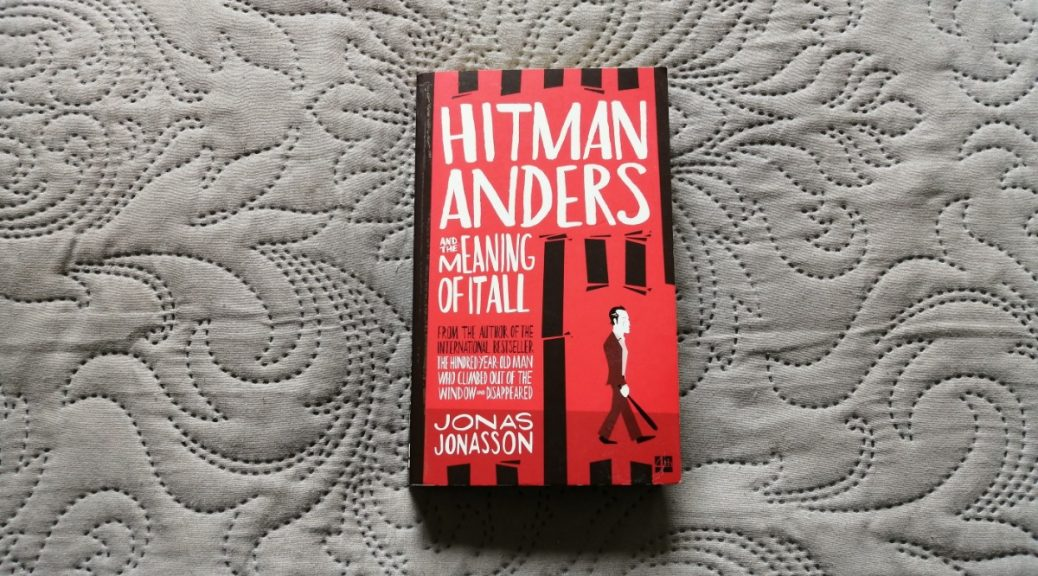 review hitman anders and the meaning of it all